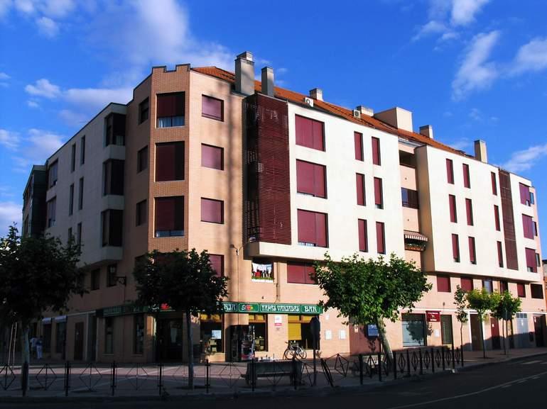 Piso Plaza San Agustín