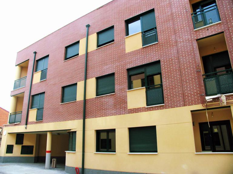 Edificio Zamora  año 2008