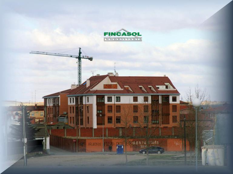 Edificio Magnolia  año 2005