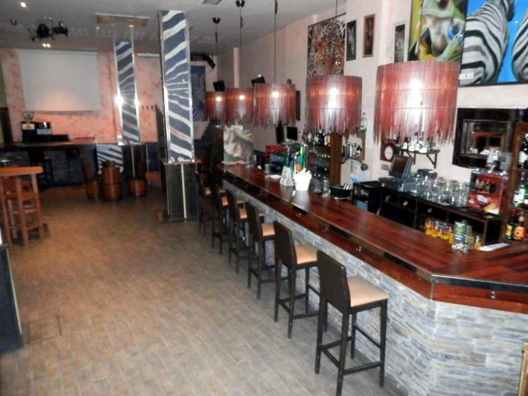 Bar de copas Plaza de Segovia