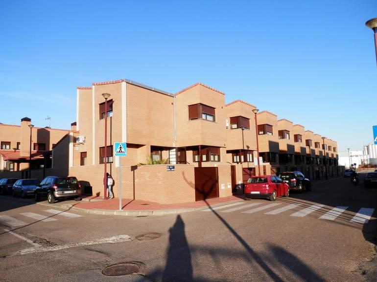 Eras de Medina –  52 viviendas unifamiliares