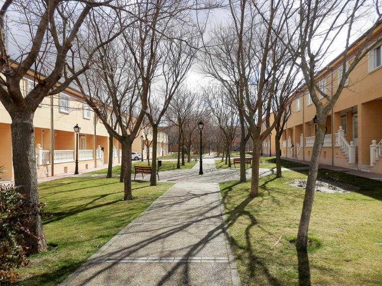 Chalet Adosado calle Azogue