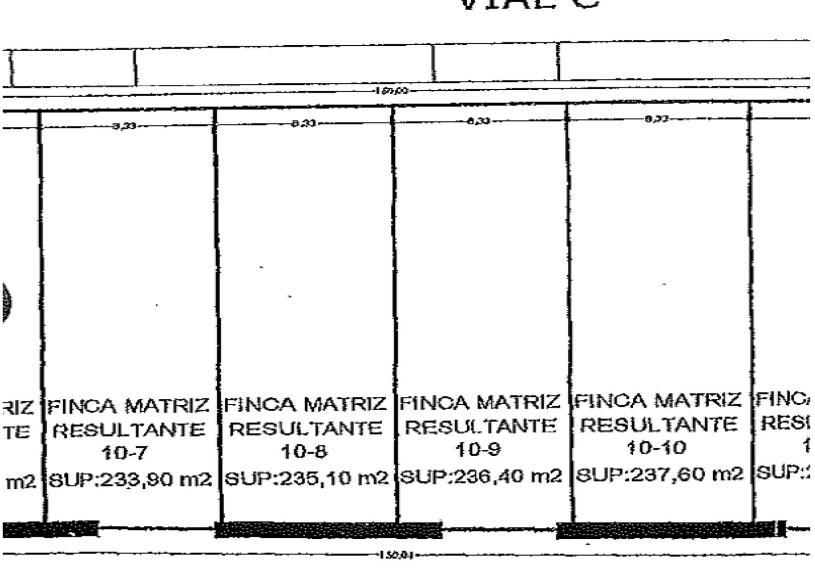 Parcelas en Villaverde de Medina