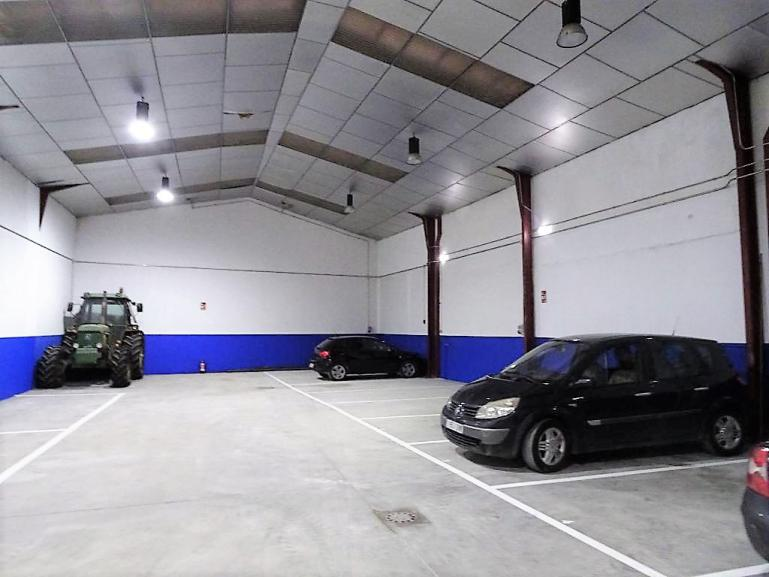 Alquiler plazas de garaje Avda. Lope de Vega