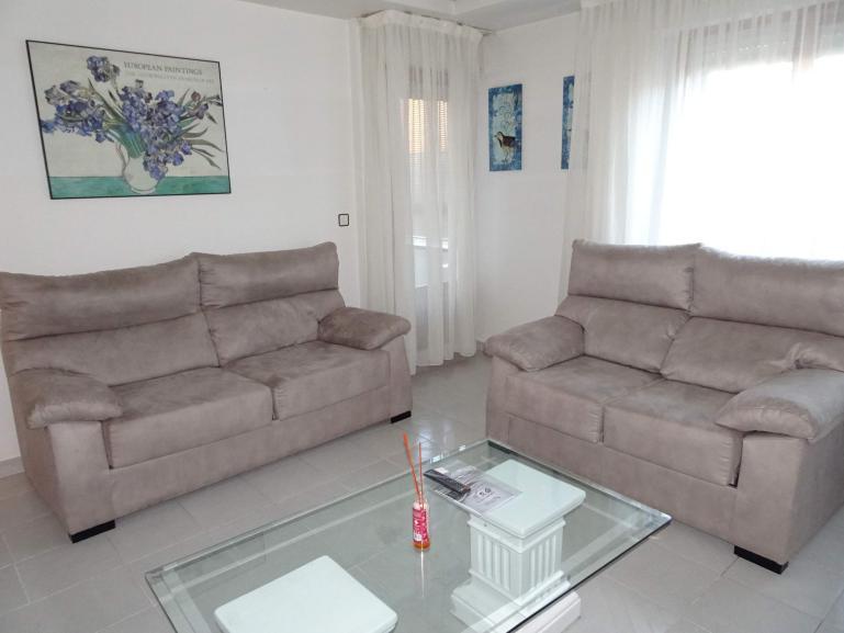 Alquiler piso calle Guadalajara