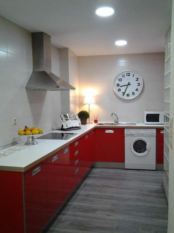 Alquiler apartamento amueblado calle Almirante