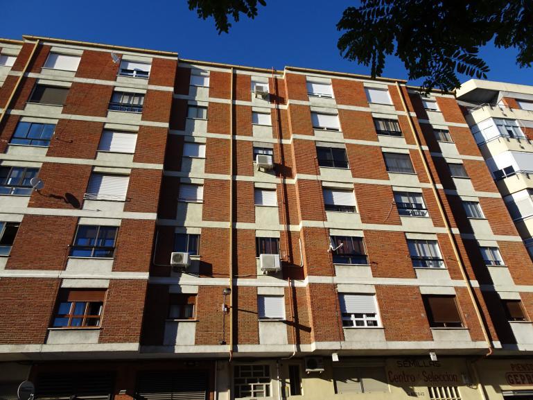 Venta piso calle Artillería Plaza Segovia