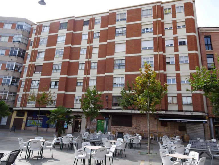 Venta Piso Plaza de Segovia