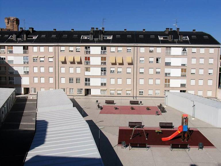 Venta piso Respaldo Lope de Vega