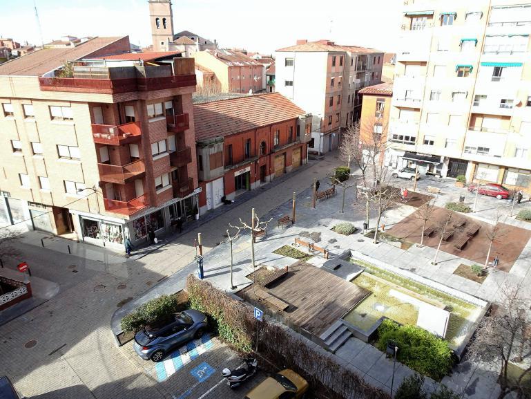 Venta piso Plaza del Mercado