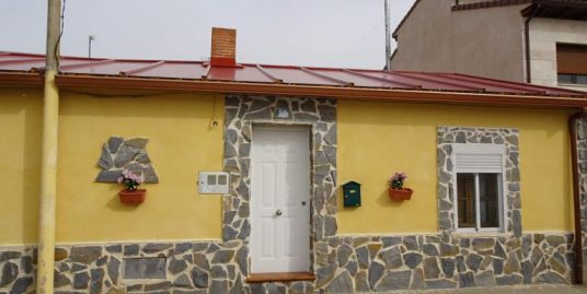 San Vicente de Palacio Casa y Parcela de 806 m2