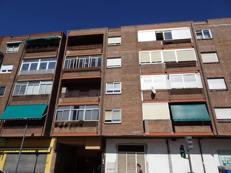 Venta piso calle Valladolid